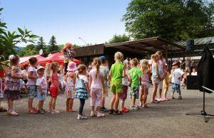 Bardejovské kúpele, deň detí 2017
