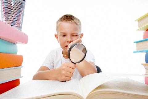 dieťa a čítanie