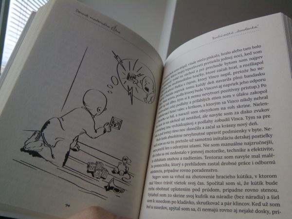 Denník moderného fotra, Dominik Landsman