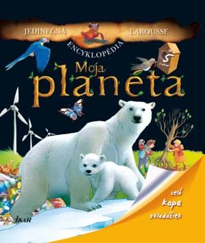 Moja Planétka, kniha encyklopédia pre deti
