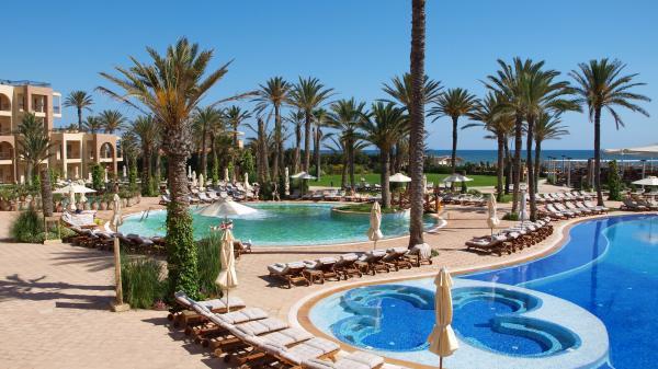 Movenpick, Tunisko - Areál, ilustračná foto