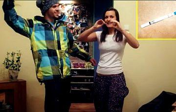 video tehotenstvo a zábava