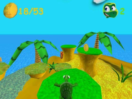 Želva - PC hra pre deti