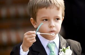 Dieťa svadba