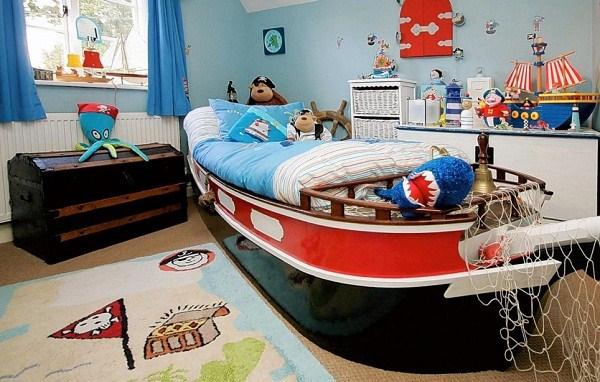 posteľ pre deti ako sen