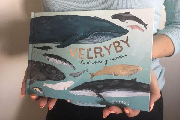 Veľryby – ilustrovaný sprievodca,